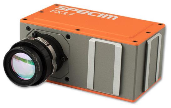 ハイパースペクトルカメラで色を認識する!