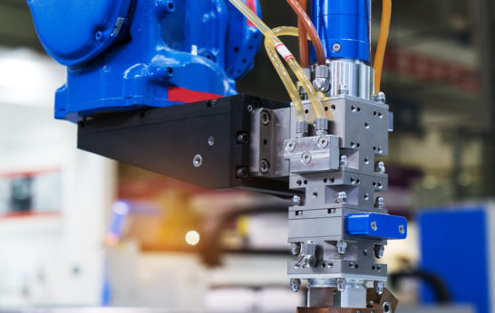 六軸多関節ロボットを活用したベアリングの外観検査装置 2 サムネイル