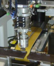 精密切削工具のマシンビジョン検査装置